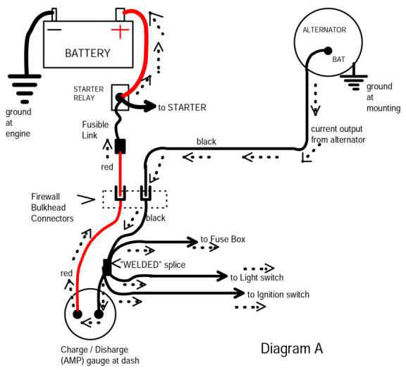 technical articles the mopar wiring additional info Relay Wiring Schematic