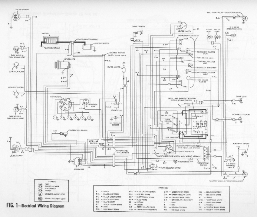 62 Lincoln Wiring Diagram - Catalogue of Schemas on